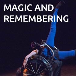 Poster for Magic and Remembering