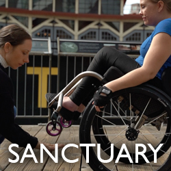 Poster for Sanctuary