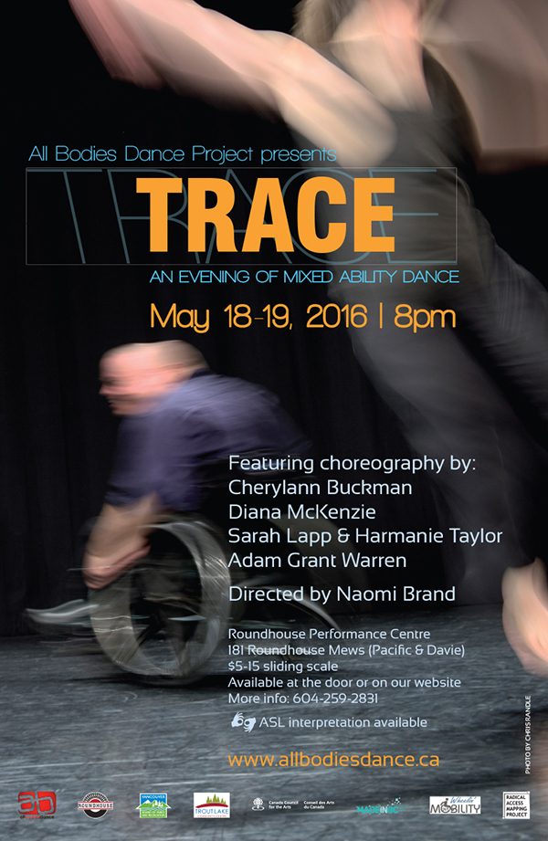 Poster for Trace